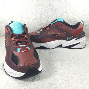 NEW Nike M2K Tekno Maroon Athletic Size 11